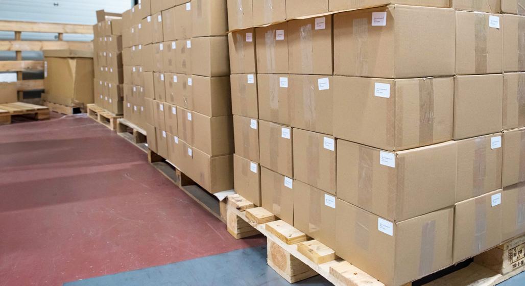 Logistieke uitdagingen