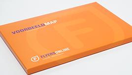 Flyersonline samplemap gratis aanvragen