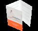 Folders 3-luik wikkelvouw