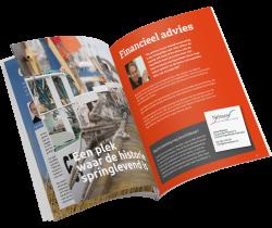Genaaide brochures drukken