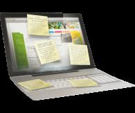 Laptop wenskaarten (personaliseren met NAW-gegevens)